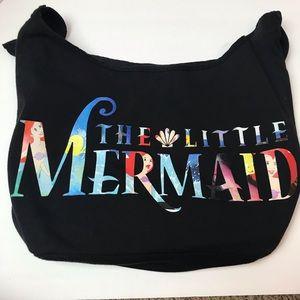 Loungefly Little Mermaid Cross Body Tote Purse